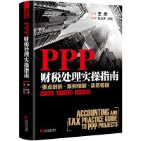 PPP财税处理实操指南