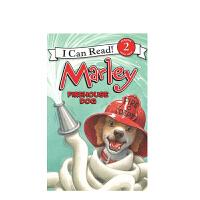 进口原版Marley: Firehouse Dog 马利:小狗消防员[平装] [4-8岁]
