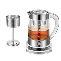 玻璃蒸汽煮茶壶黑茶煮茶器蒸茶壶养生壶电热水壶