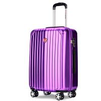 拉杆箱万向轮男女2024寸登机箱韩版密码旅行箱子学生行李皮箱包