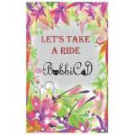 【预订】Let's Take a Ride