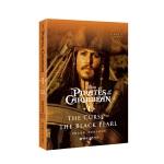 迪士尼英文原版.加勒比海盗1:黑珍珠号的诅咒 Pirates of the Caribbean: The Curse