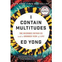 【预订】I Contain Multitudes The Microbes Within Us and a Grand