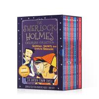 福尔摩斯探案集侦探小说英文原版小说 The SHERLOCK HOLMES中小学生版英语课外读物 少儿经典故事绘本 儿童