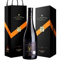 澳大利亚歌浓酒庄设拉子干红葡萄酒750ml 6K 南澳克莱尔谷产区 原装进口红酒