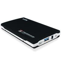 【支持礼品卡支付】飚王(SSK)SHE072 黑鹰 2.5英寸 USB3.0移动硬盘盒 sata接口 支持SSD 支持