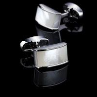 礼盒装袖口钉袖扣女可拆卸袖钉男士商务法式衬衫送男友简约扣