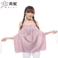 夏银纤维电脑孕妇装围裙大码孕妇服肚兜内穿春