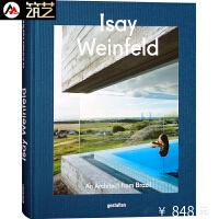 Isay Weinfeld 英文版 巴西建筑大师 伊赛・文菲尔德作品集公寓酒店别墅住宅建筑设计书籍