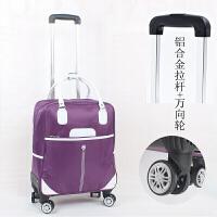 箱儿童行李箱拉箱箱包行李箱拉杆箱布箱拉杆包旅行包女手提包旅游包男登机箱大容量手拖包短途行李袋韩版 拉杆箱拉杆箱20寸拉