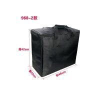 台式电脑机箱收纳商务防震电脑主机手提袋 968 -2黑色 长宽高=46*22*42cm