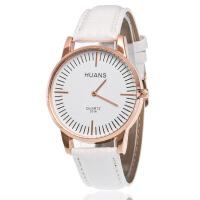 韩版潮流时尚皮带手表 女士学生 简约百搭网红爆款时装手表