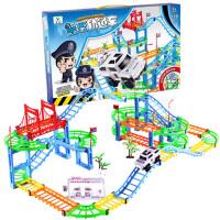 儿童电动轨道玩具小汽车小车配件托马斯小火车过山车悍马赛车 标配