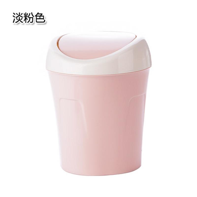 塑料桌面垃圾桶家用床头创意摇盖垃圾筒迷你小号办公带盖拉圾纸篓 一般在付款后3-90天左右发货,具体发货时间请以与客服协商的时间为准
