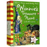 Winnie the Witch 女巫温妮魔法童话绘本故事集英文原版 Winnie's Treasure Hunt a