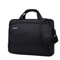 联想14寸笔记本电脑包TM150手提包15寸男女学生黑色电脑包