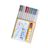 金属彩色笔油漆笔10色装记号笔照片涂鸦笔DIY相册笔 10色套装