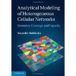 【预订】Analytical Modeling of Heterogeneous Cellular Networks: