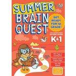 大脑任务 暑期练习册 学龄前至一年级 Summer Brain Quest:Between Grades K&1 美国