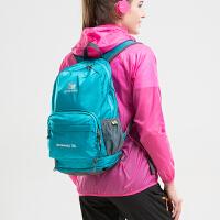 多功能超轻皮肤包可折叠双肩包腰包单肩登山包轻便携 旅行