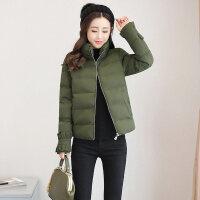 外套女装冬季短款加厚棉袄韩版羽绒面包服棉衣