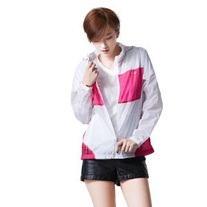 AIRTEX亚特防晒透气抗紫外线修身春夏女式时尚皮肤风衣