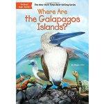 【现货】英文原版 Where are the Galapagos Islands? 加拉帕戈斯群岛在哪?who was