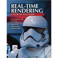 【预订】Real-Time Rendering, Fourth Edition 9781138627000