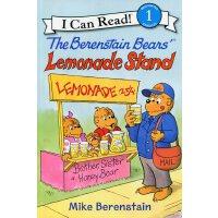 英文原版 The Berenstain Bears' Lemonade Stand