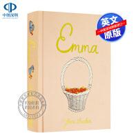 英文原版 艾玛 Emma 简奥斯汀 精装收藏版 世界经典儿童文学小说 Wordsworth Collector s Ed