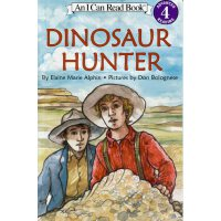 Dinosaur Hunter (I Can Read, Level 4)恐龙猎手[4-8