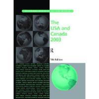 【预订】The USA and Canada 2003