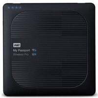 WD西部数据 My Passport Wireless Pro 2TB wifi移动硬盘2T WDBP2P0020BB