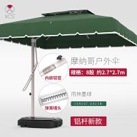 户外遮阳伞庭院伞太阳伞沙滩伞折叠大型伞广告伞摆摊伞户外伞