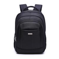 15寸大容量电脑双肩包防水尼龙出差业务背包学生书包旅行袋