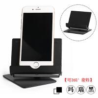 平板电脑支架手机桌面懒人便携多功能夹子pad铝合金属床头上驾托pro小米华为折叠mini吃鸡看