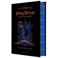 哈利波特与阿兹卡班的囚徒 拉文克劳精装版 英文原版小说 Harry Potter and the Prisoner o