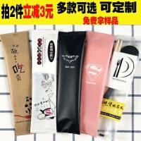 一次性筷子套装四件套 外卖打包餐具四合一勺子三件套批发可定制