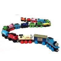 托马斯轨道玩具小火车宝宝4儿童男孩子玩具1-2-3-6-8-5-7周岁 抖音