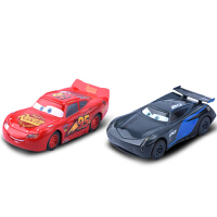 男孩电动赛道汽车跑道遥控小车赛车总动员双人轨道车玩具