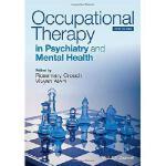 【预订】Occupational Therapy in Psychiatry and Mental Health
