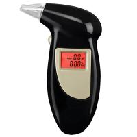 酒精测试仪交警测酒驾浓度吹气式酒精检测仪便携测酒仪高精度用