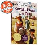 又丑又高的莎拉 英文原版童书 Sarah, Plain and Tall 进口儿童文学 纽伯瑞金奖 30周年纪念版 6