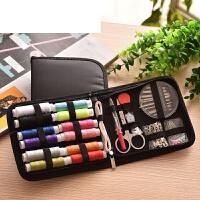 旅行针线盒套装迷你 学生宿舍针线包便携家用缝纫缝补工具收纳盒