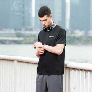 【2件99元 立即抢购】361度运动T恤短袖男士女士2018秋季跑步速干学生休闲运动上衣