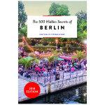 【500个隐藏秘密旅行指南】Berlin,柏林 英文原版旅游攻略