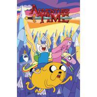 【预订】Adventure Time Vol. 10