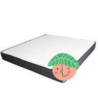 天然乳胶床垫1.8m床双人软硬两用橡胶弹簧椰棕床垫