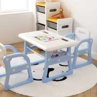儿童写字桌椅套装幼儿园小课桌子小学生写字桌椅子家用宝宝学习桌