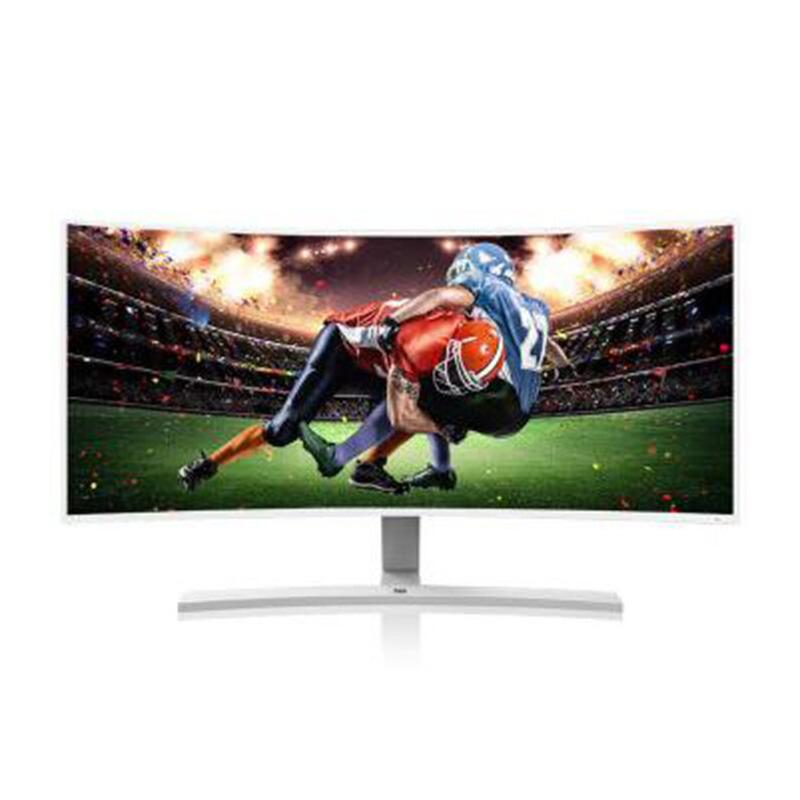 优派(ViewSonic)VX3515-SCHD 35英寸21:9 宽屏广视角带鱼屏 游戏曲面显示器 电竞显示器 DVI+DHMI+DP